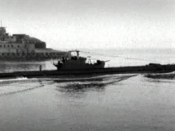 Ponorková válka - šedí vlci