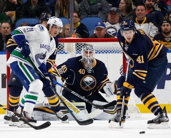 Buffalo Sabres - Vancouver Canucks