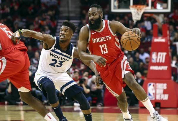 Houston Rockets - Minnesota Timberwolves
