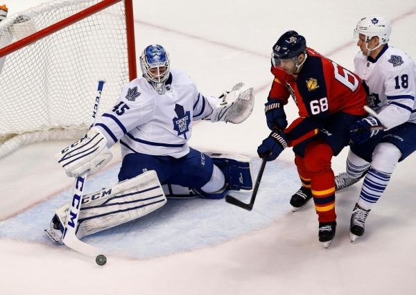 Florida Panthers - Toronto Maple Leafs