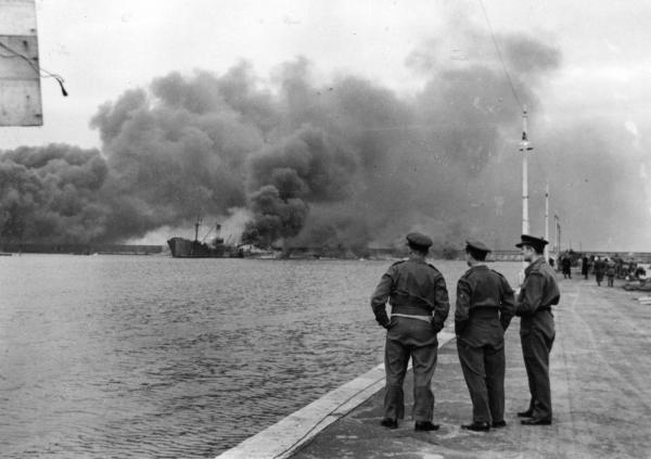 Prosinec 1943: Peklo v Bari