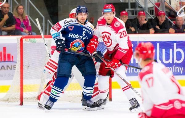 Hokej: HC Oceláři Třinec - HC VÍTKOVICE RIDERA