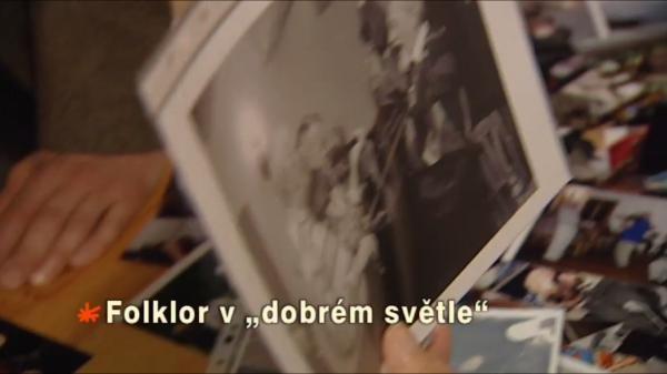 """Dokument Folklor v """"dobrém světle"""""""