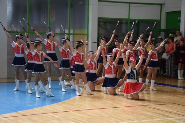 Mažoretkový sport: MS 2019 Česko