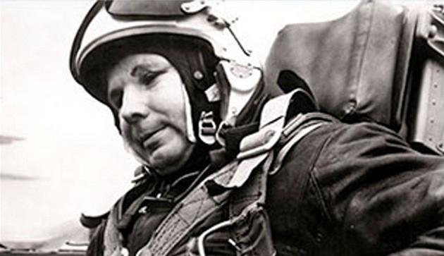 Dokument Smrť Jurija Gagarina