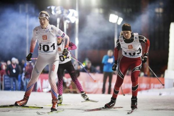 Klasické lyžování: ČEZ City Cross Sprint Ostrava 2020