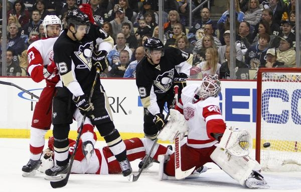 Pittsburgh Penguins - Detroit Red Wings