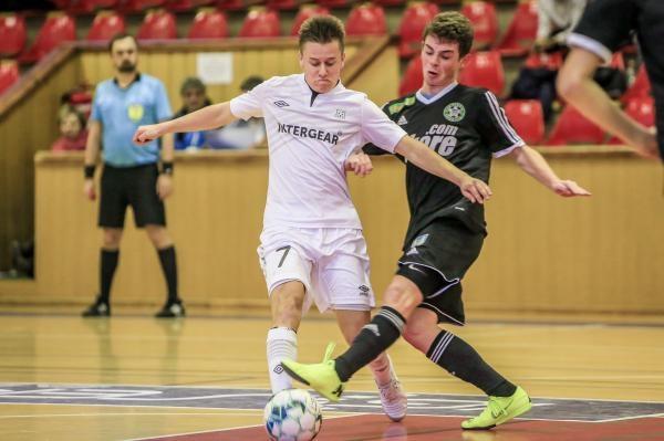 Futsal: Nejzbach Vysoké Mýto - Démoni Česká Lípa