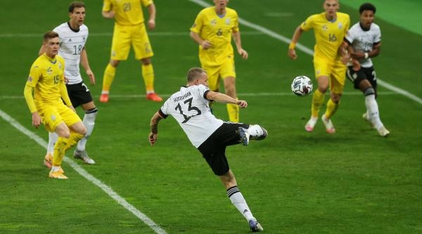 Fotbal: Ukrajina - Severní Makedonie