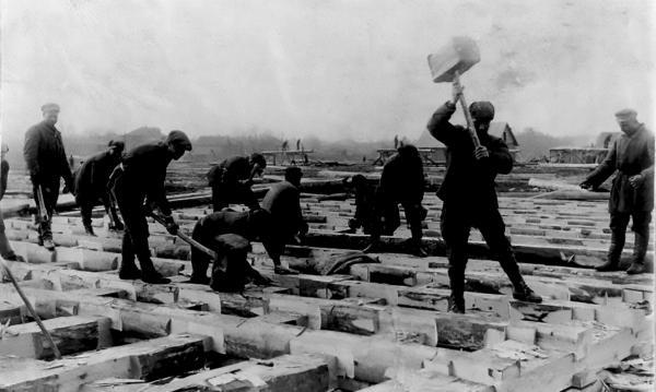 Gulag, sovětská historie