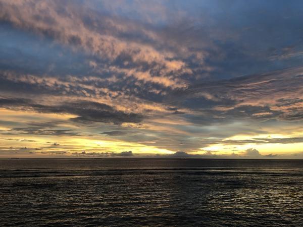 Na cestě po Maledivách