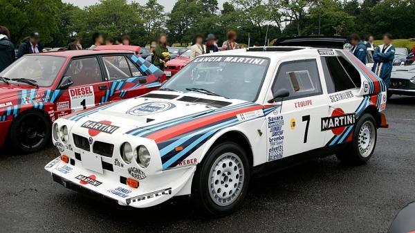 WRC History 1986