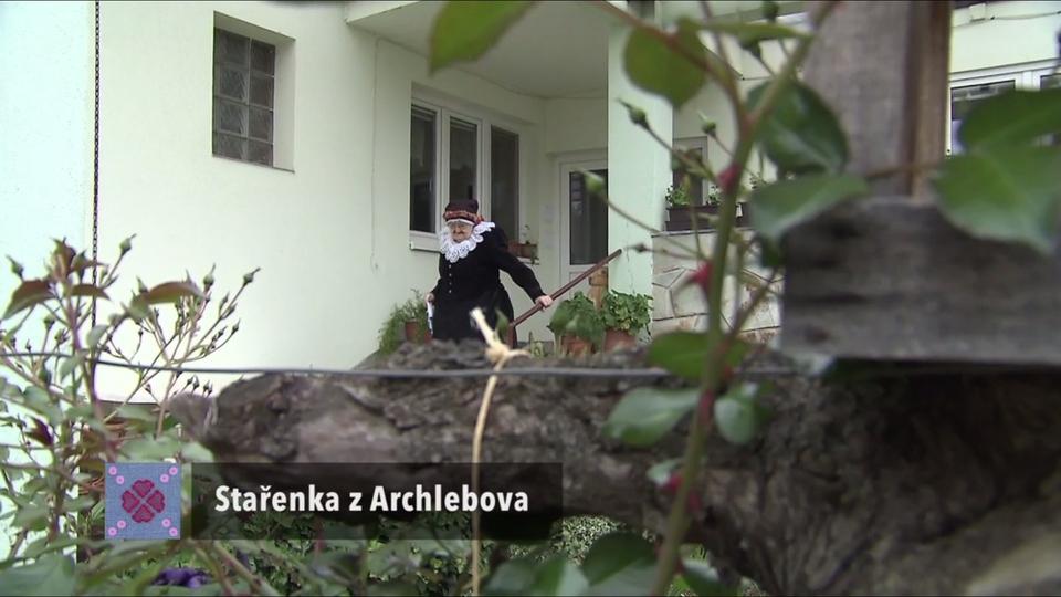 Dokument Stařenka z Archlebova
