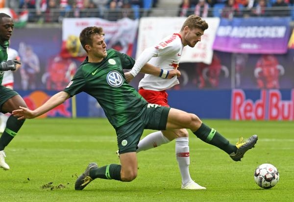 VfL Wolfsburg - RB Lipsko