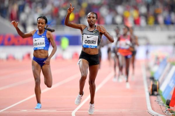 Atletika: IAAF Diamond League 2019 Stanford