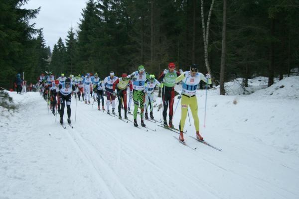 Klasické lyžování: 53. ČEZ Jizerská 50