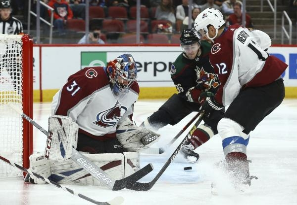 Colorado Avalanche - Arizona Coyotes