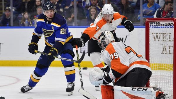 St. Louis Blues - Philadelphia Flyers