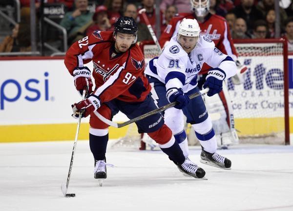 Tampa Bay Lightning - Washington Capitals
