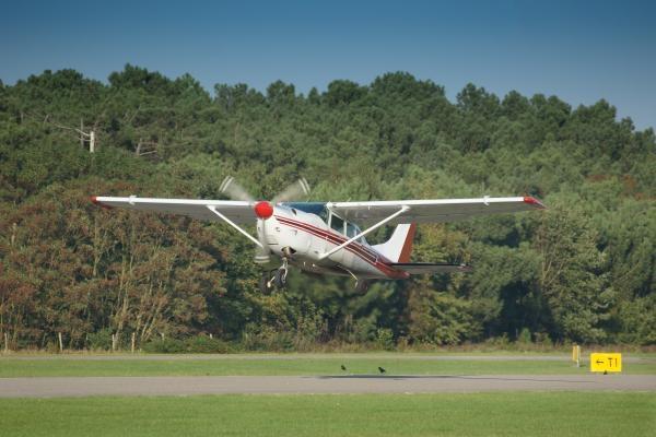 Letecký sport: Otevřené M ČR v ultralehkém létání 2020 Hosín