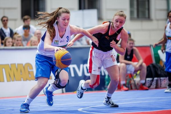 Basketbal: Chance 3x3 Tour Jihlava