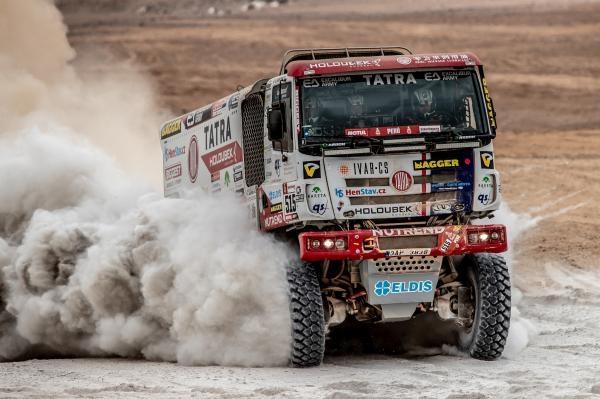 Motorismus: Buggyra na Dakaru 2020