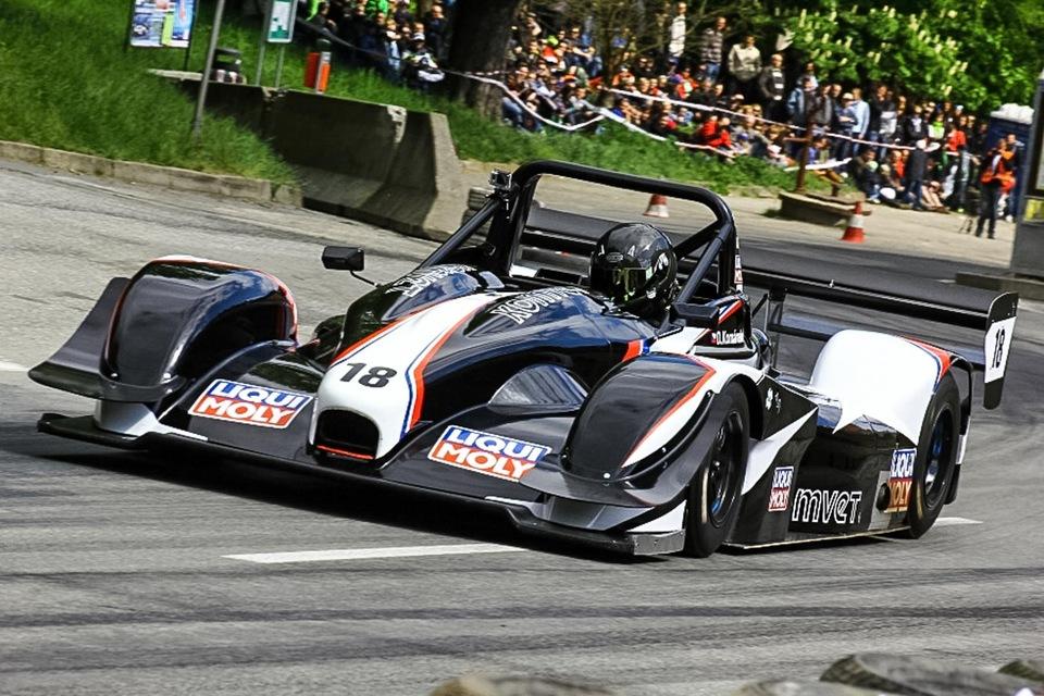 Svět motorů: Mezinárodní závody do vrchu Náměšť