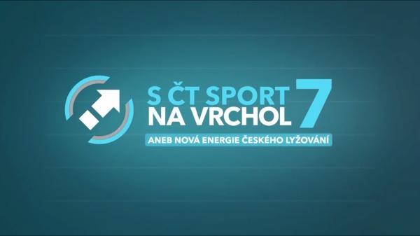 S ČT sport na vrchol aneb nová energie českého lyžování
