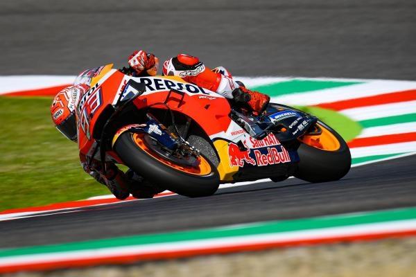MotoGP - VC Rakousko (kvalifikace Moto2)