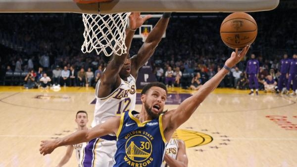 NBA Classic Games: Golden State Warriors - Los Angeles Lakers