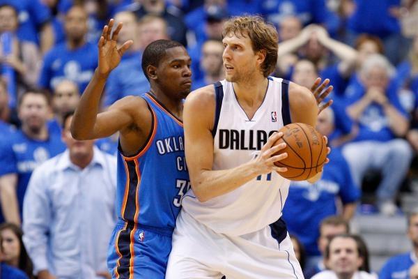 NBA Classic Games: Dallas Mavericks - Oklahoma City Thunder