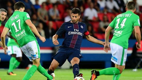 Paris Saint-Germain - AS Saint-Étienne