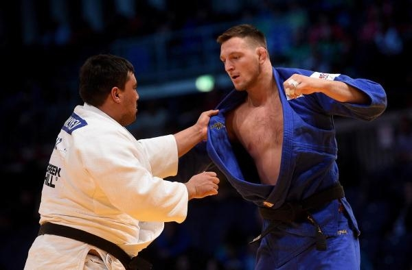 Judo: IJF World Tour 2019 Japosko