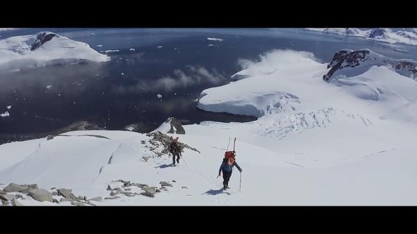 Extrémní sport: Pro vrchol na konec světa - Antarktida 2018