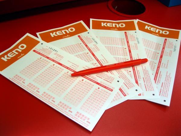 Záznam zo žrebovania: KENO 10, Keno Joker, Loto, Joker, Loto 5 z 35