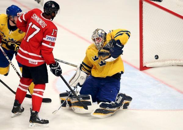 Hokej: Utkání na přání: Kanada - Švédsko