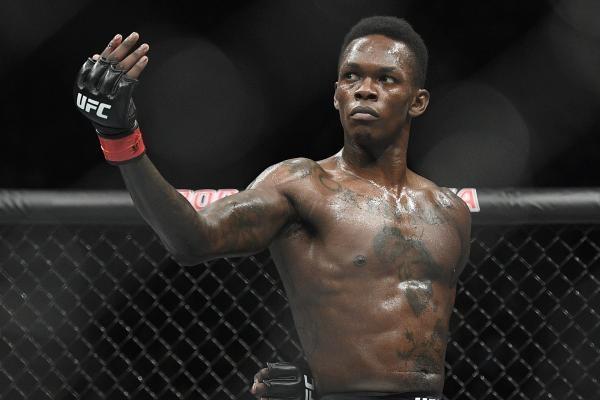 UFC: Israel Adesanya