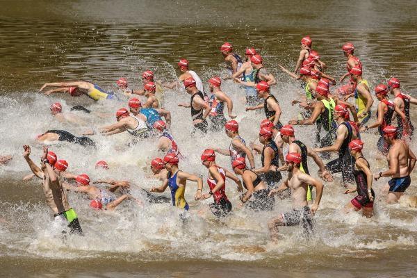 Triatlon: Triathlon Fest Račice