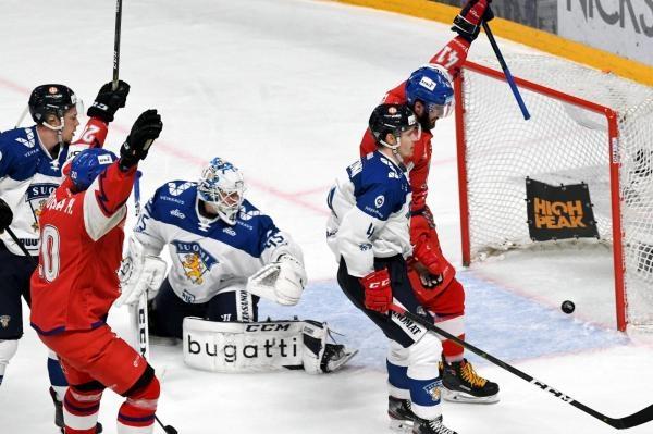 Hokej: Utkání na přání: Česko - Finsko