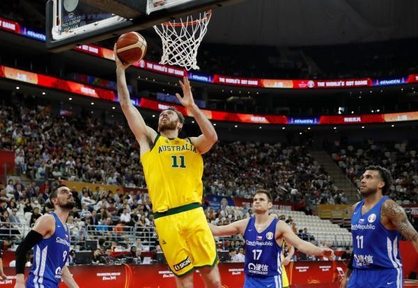 Basketbal: Česko - Austrálie