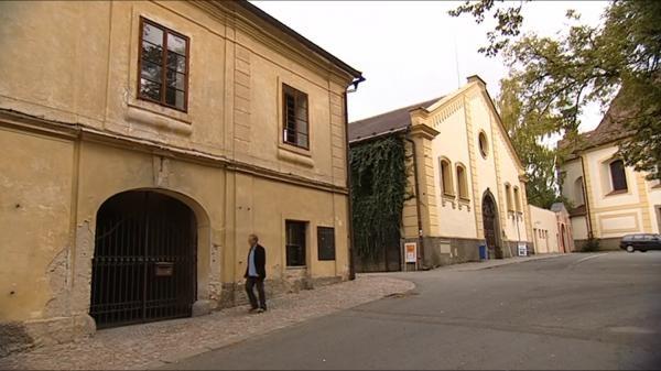 Historická soudní budova v Opočně