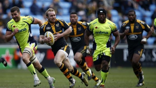 Sale Sharks - Wasps