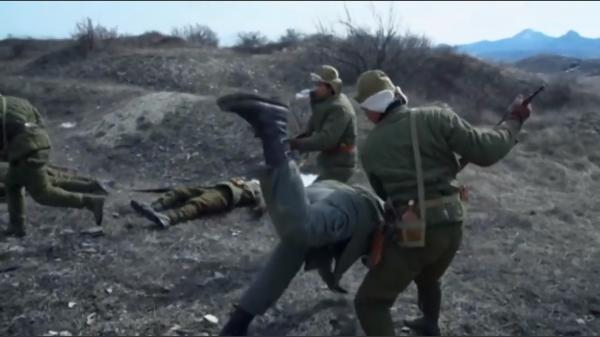 Dokument Válka v Koreji