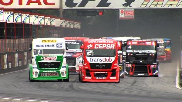 FIA European Truck Racing 10.6.2018