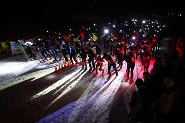 Sport v regionech: Noční stopa Valachy