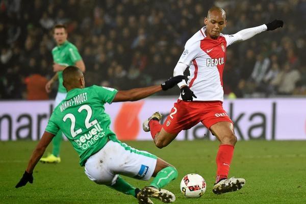 AS Saint-Étienne - AS Monaco