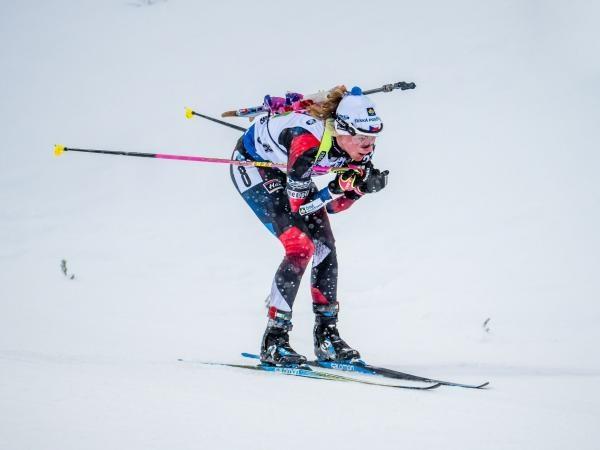 Biatlon: SP Finsko