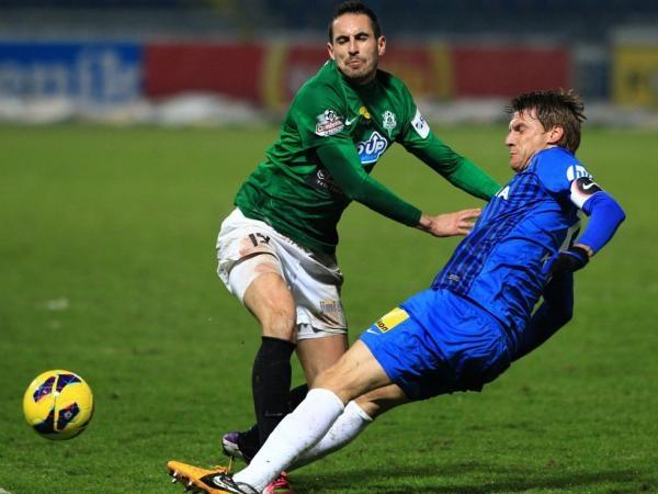 Fotbal: FK Jablonec - FC Slovan Liberec