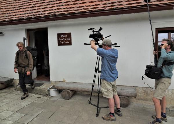Dokument České rybí legendy: Úhoř