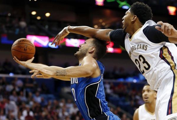 New Orleans Pelicans - Orlando Magic